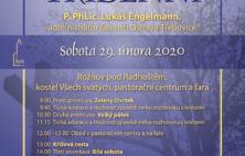 Pozvánka na duchovní obnovu v Rožnově